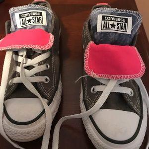 EUC Converse All Star sneakers